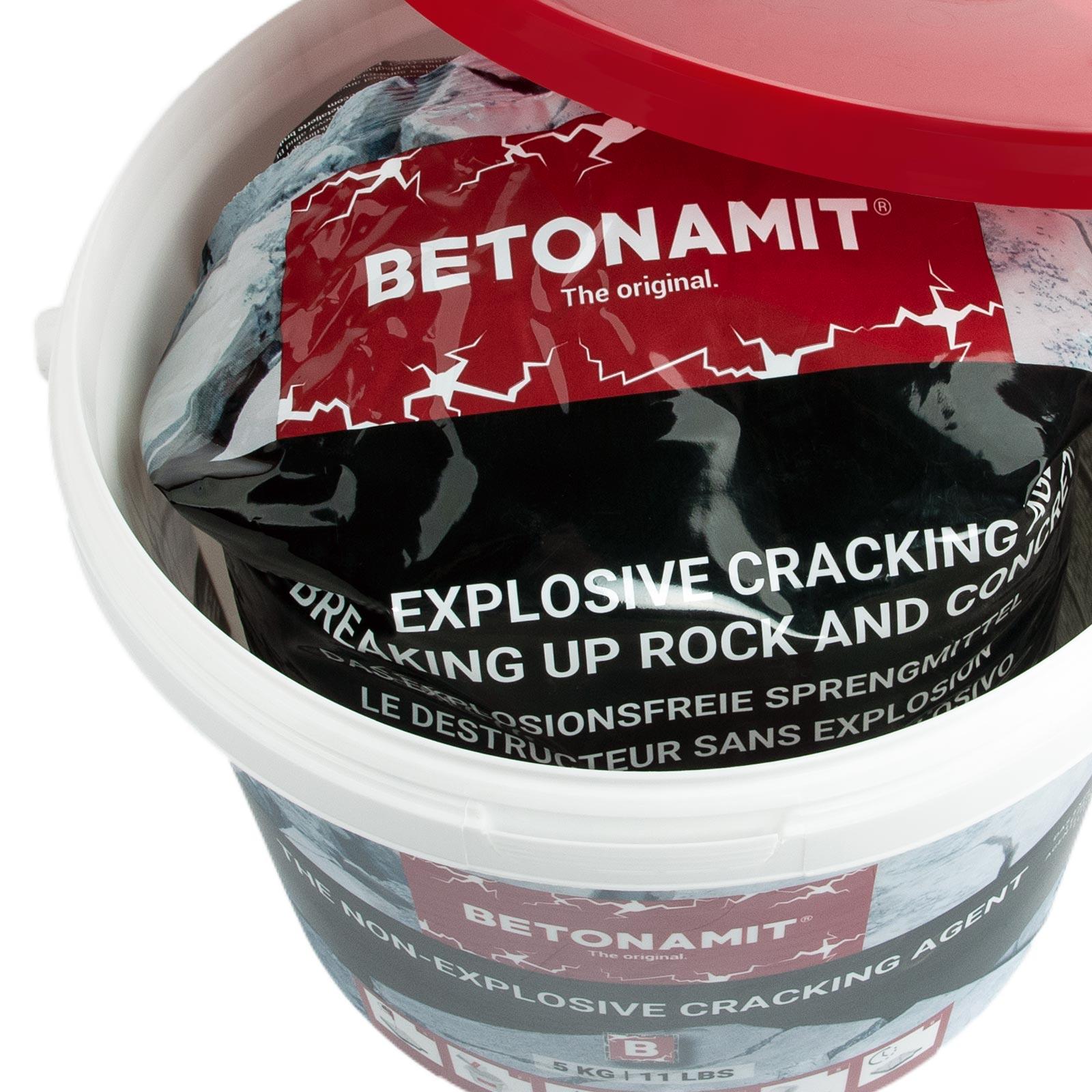 BETONAMIT® | Eimer 5 kg
